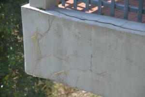 Schadbild Beton