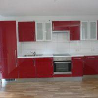 Küchenzeile Appartment